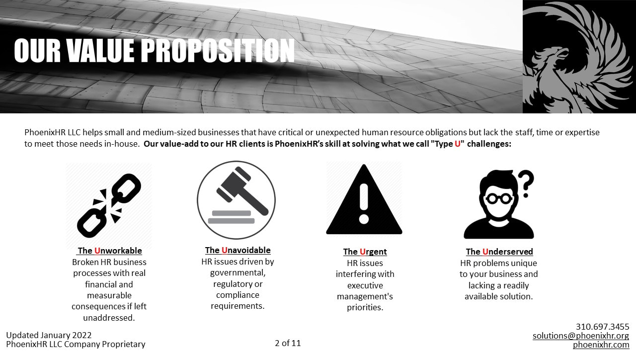 how to make a salary history